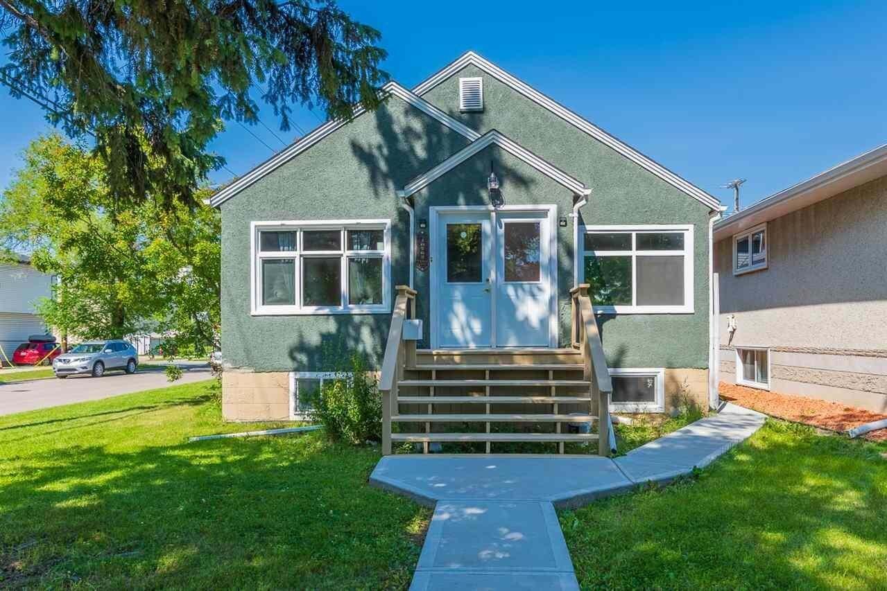 House for sale at 10762 75 Av NW Edmonton Alberta - MLS: E4204080