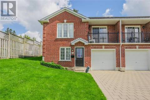 Townhouse for sale at 11 Hamilton Rd Unit 1077 London Ontario - MLS: 200781
