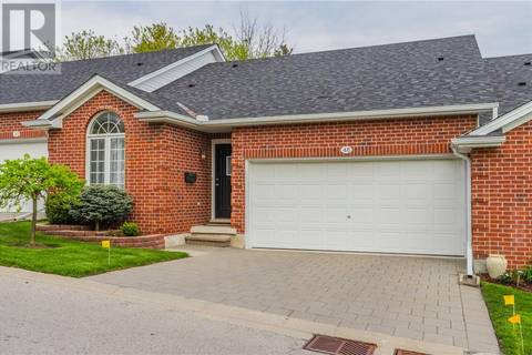 Townhouse for sale at 48 Hamilton Rd Unit 1077 London Ontario - MLS: 192138