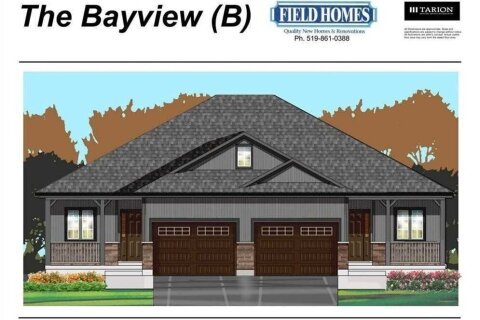 Townhouse for sale at 1077 Bay St Norfolk Ontario - MLS: X4965820