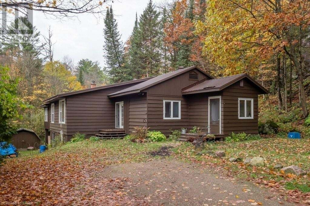 House for sale at 1077 Black River Rd Bracebridge Ontario - MLS: 40032923
