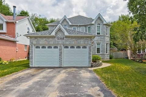 House for sale at 1077 Corrie St Innisfil Ontario - MLS: N4523615