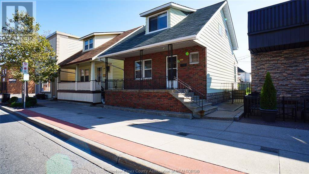 House for sale at 1077 Erie St East Windsor Ontario - MLS: 19027480