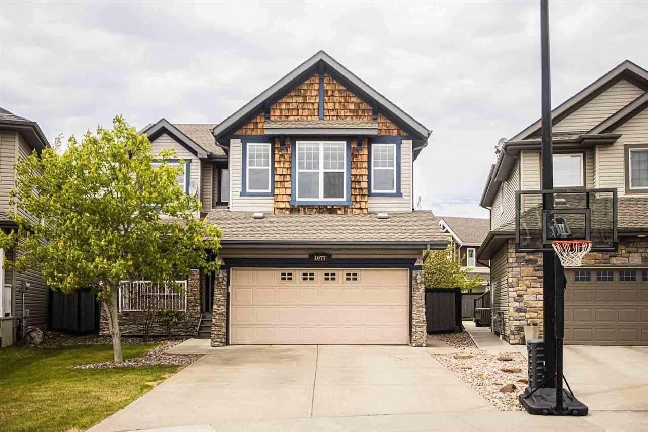 House for sale at 1077 Mckinney Gr NW Edmonton Alberta - MLS: E4198553