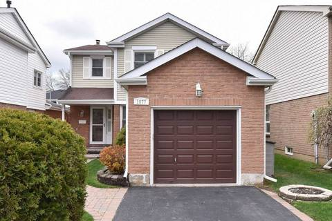 House for sale at 1077 Moorelands Cres Pickering Ontario - MLS: E4452131