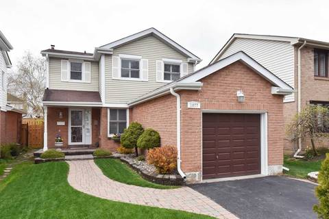 House for sale at 1077 Moorelands Cres Pickering Ontario - MLS: E4581206