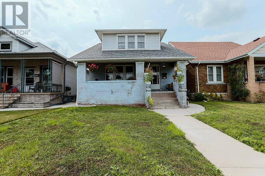 House for sale at 1077 Moy Ave Windsor Ontario - MLS: 19024414