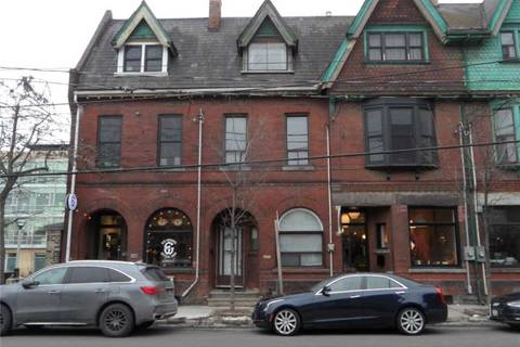 Townhouse for sale at 1077 Queen St Toronto Ontario - MLS: C4689108