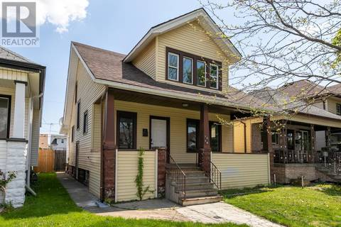 House for sale at 1078 Hall Ave Windsor Ontario - MLS: 19020201
