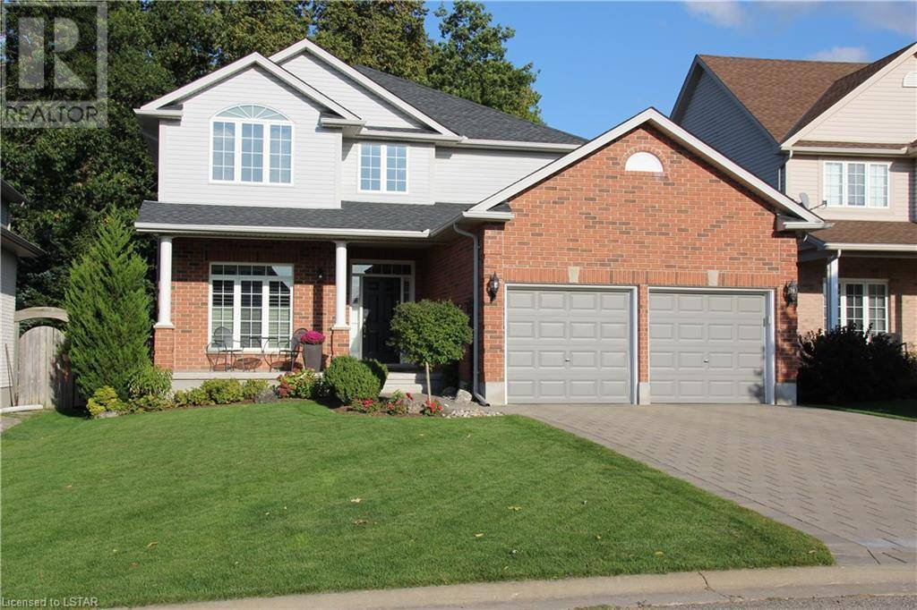 House for sale at 1078 Thornley St London Ontario - MLS: 241106