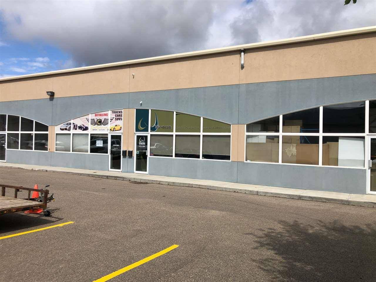 Commercial property for lease at 10780 180 St Nw Edmonton Alberta - MLS: E4174024