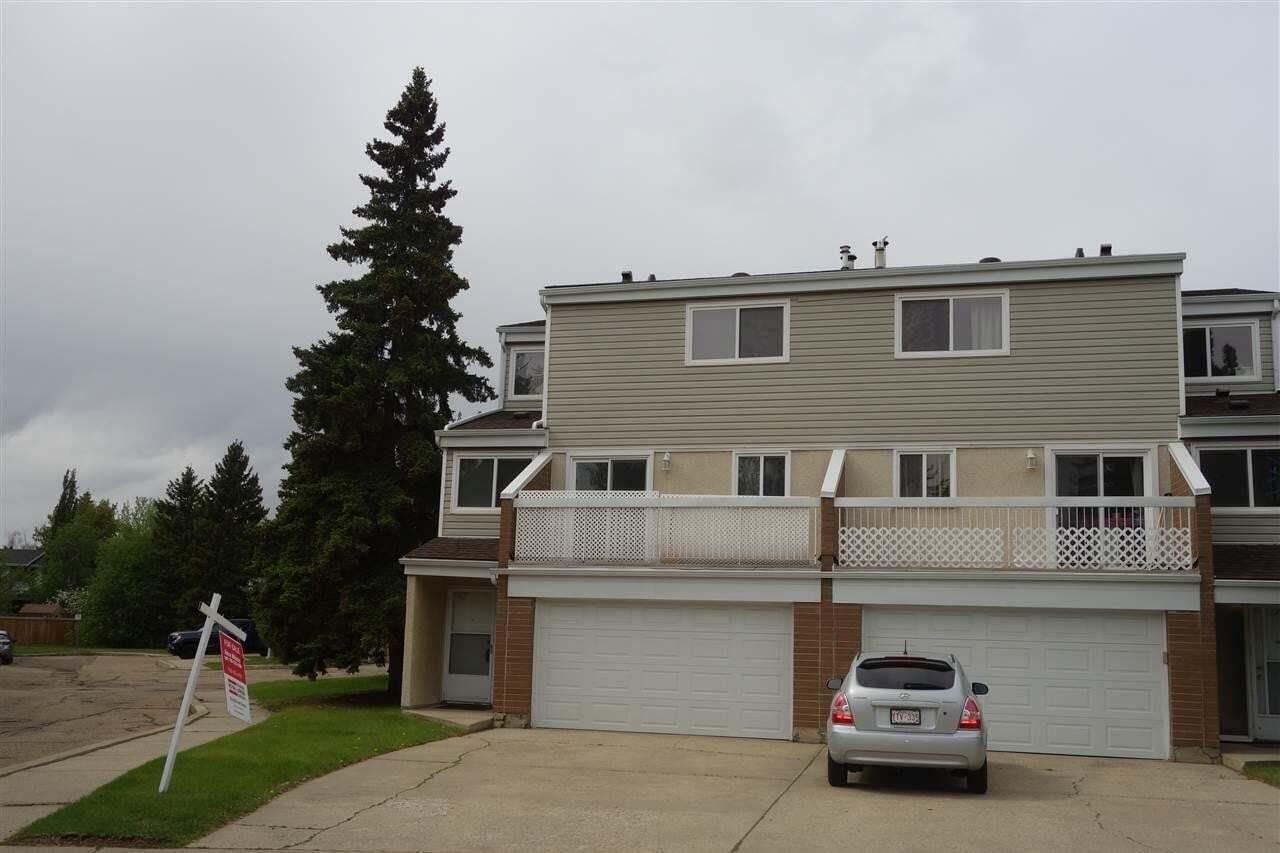 Townhouse for sale at 10786 31 Av NW Edmonton Alberta - MLS: E4189470