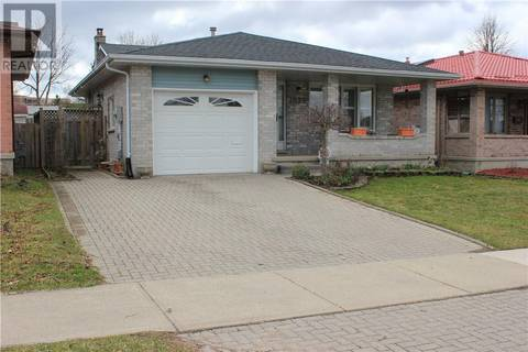 House for sale at 1079 Melsandra Ave London Ontario - MLS: 186326