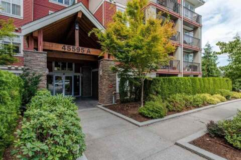 Condo for sale at 45595 Tamihi Wy Unit 107A Chilliwack British Columbia - MLS: R2481722