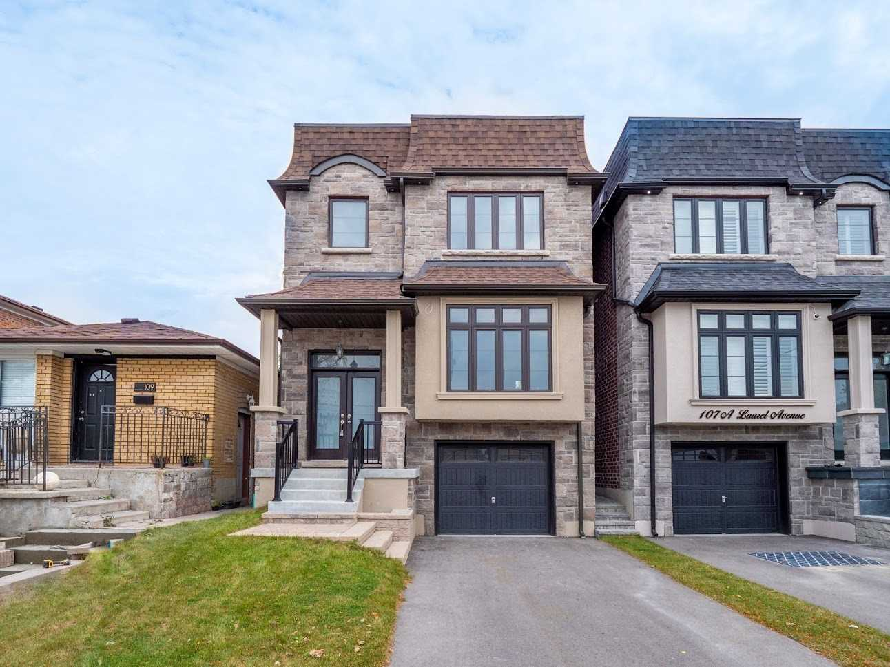 For Sale: 107b Laurel Avenue East, Toronto, ON   4 Bed, 5 Bath House for $1188000.00. See 20 photos!