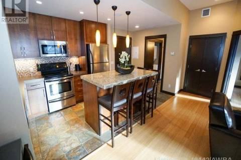 Condo for sale at 1818 Mountain Ave Unit 107c Canmore Alberta - MLS: 49442