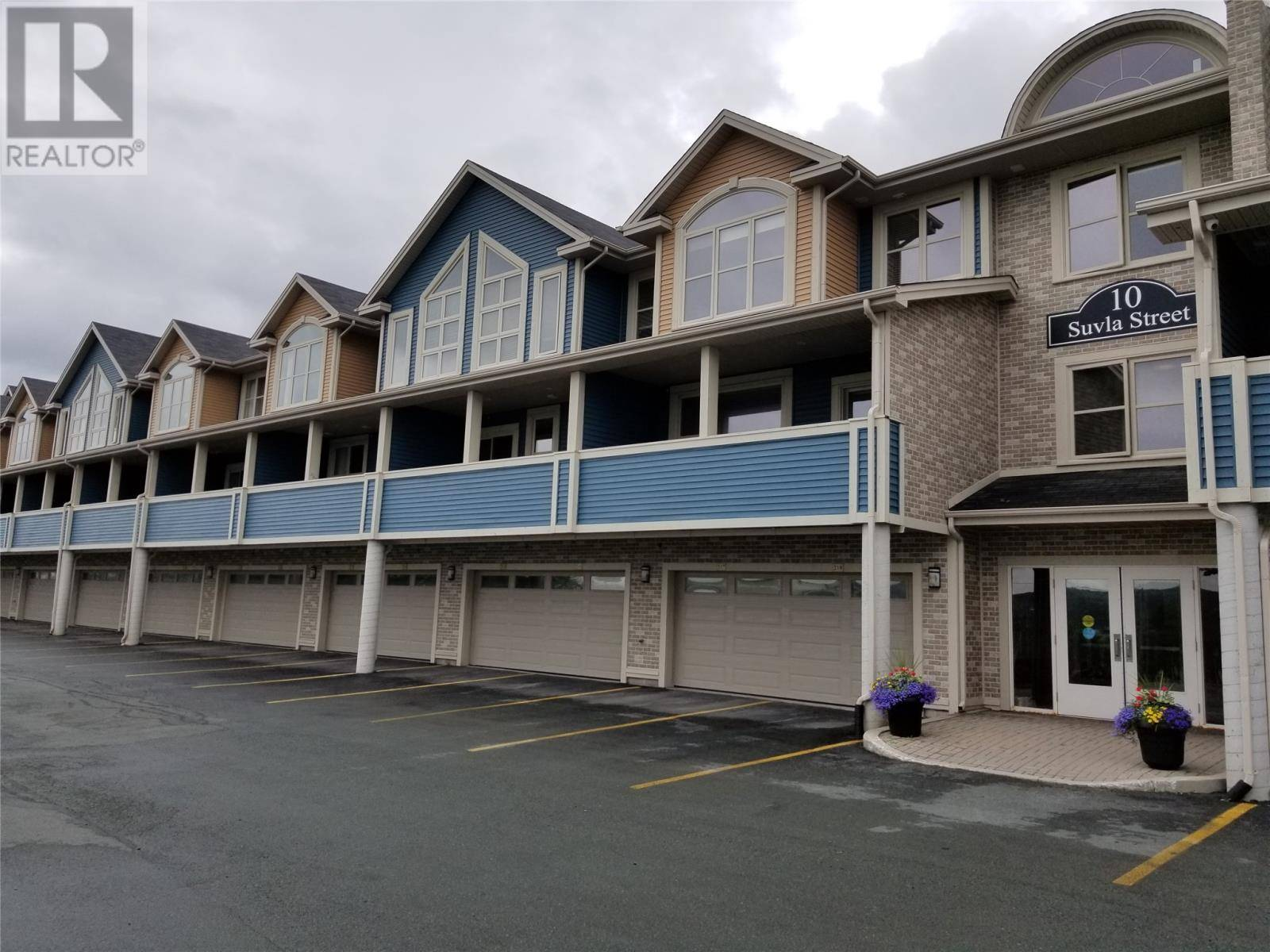 House for sale at 10 Suvla St Unit 108 St. John's Newfoundland - MLS: 1200559