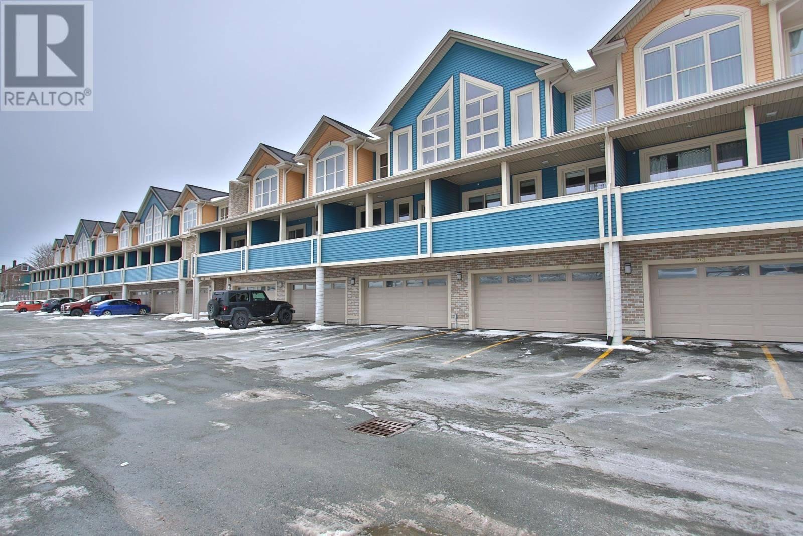 House for sale at 10 Suvla St Unit 108 St. John's Newfoundland - MLS: 1209464
