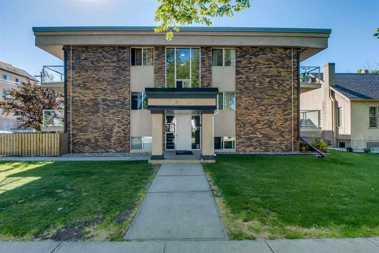 Condo for sale at 10230 120 St NW Unit 108 Edmonton Alberta - MLS: E4210722
