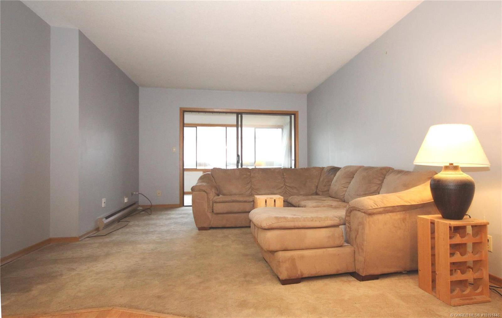 Condo for sale at 1075 Bernard Ave Unit 108 Kelowna British Columbia - MLS: 10191446