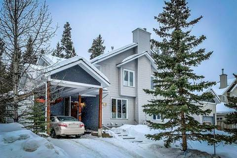 Townhouse for sale at 108 Glacier Drive  Unit 108 Banff Alberta - MLS: C4280090
