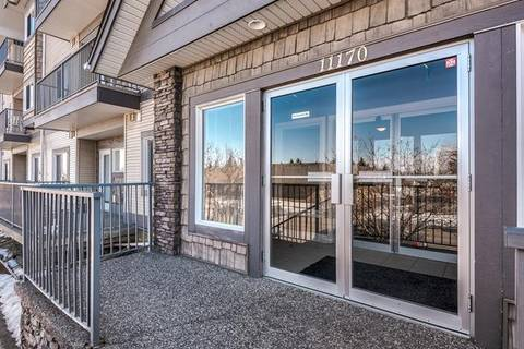 Condo for sale at 11170 30 St Southwest Unit 108 Calgary Alberta - MLS: C4233720