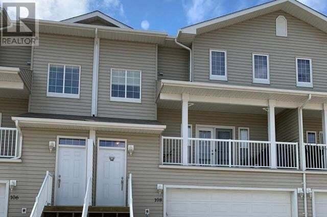 Townhouse for sale at 116 6 Ave NE Unit 108 Slave Lake Alberta - MLS: 52441