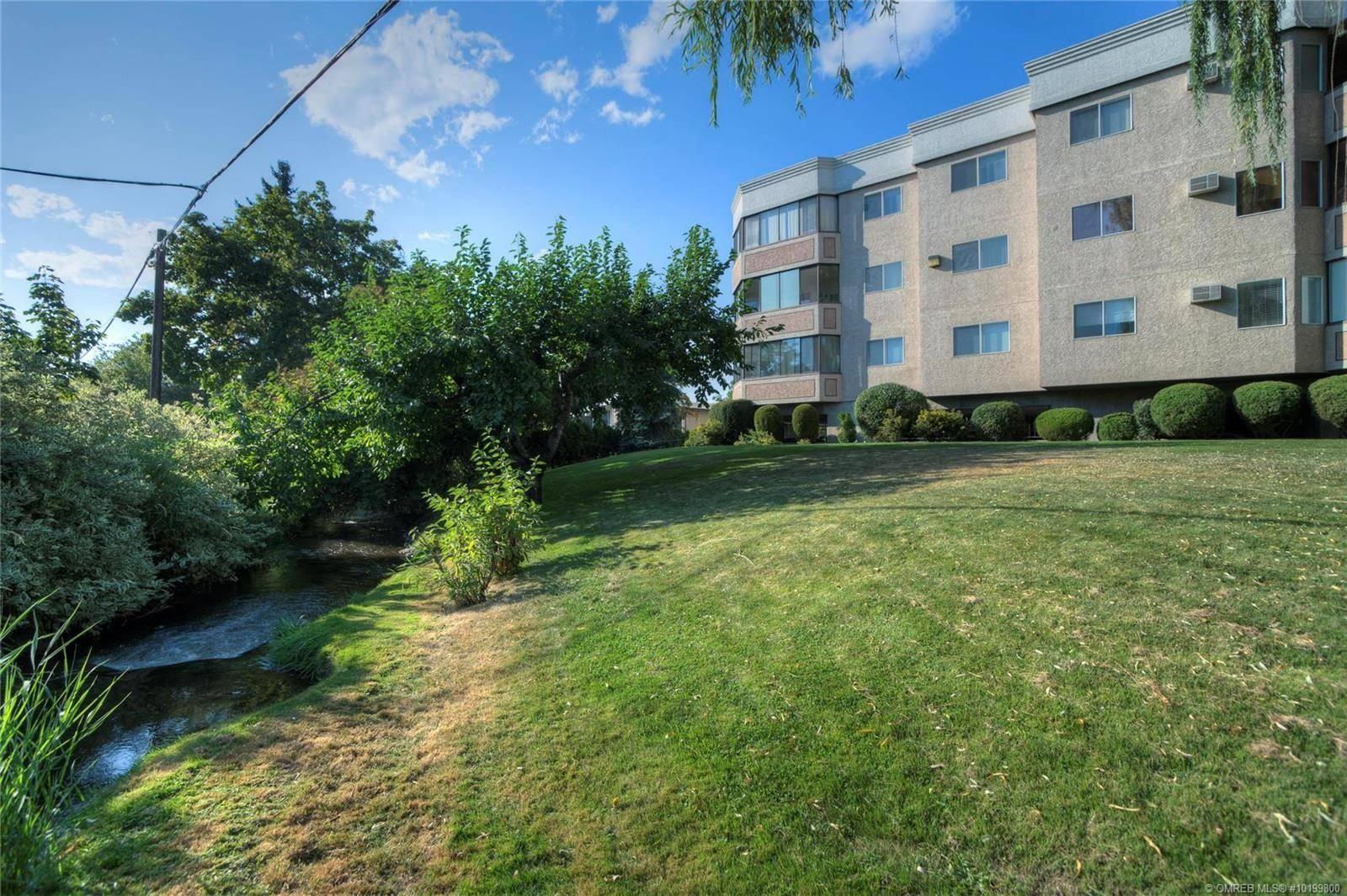 Condo for sale at 1170 Brookside Ave Unit 108 Kelowna British Columbia - MLS: 10199800
