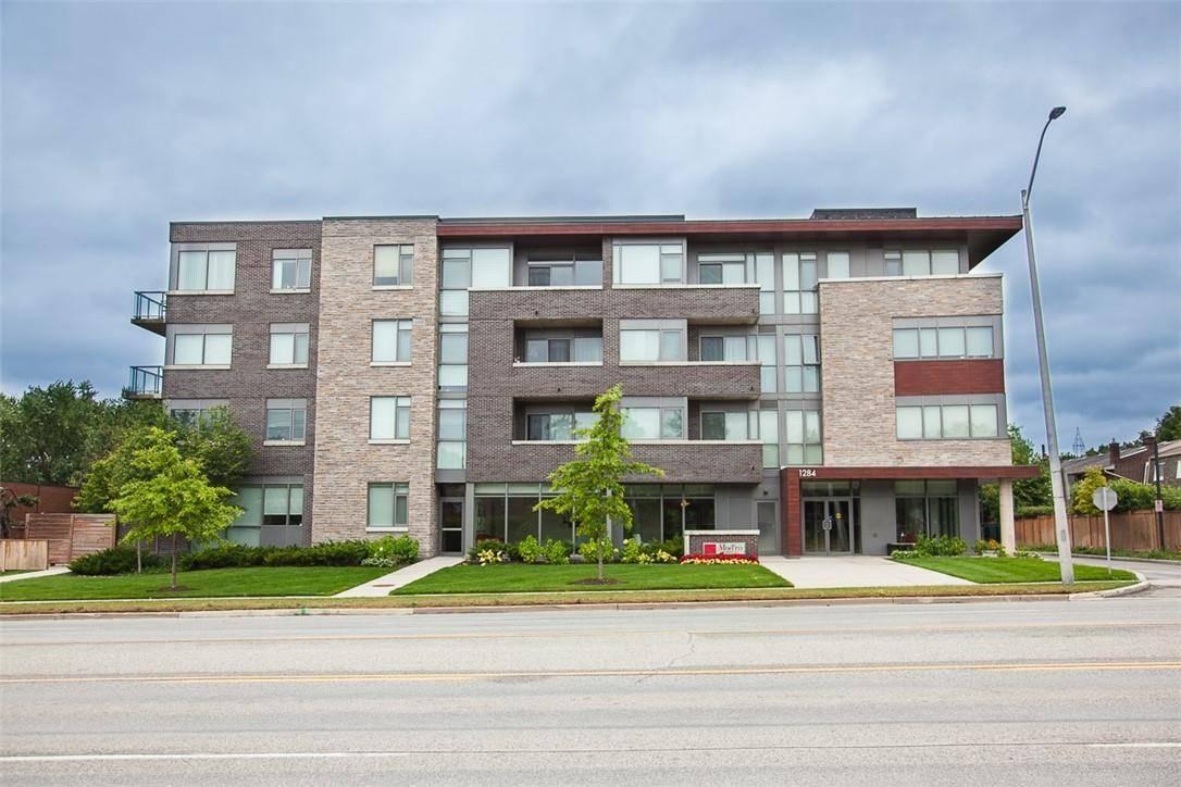 Condo for sale at 1284 Guelph Line Unit 108 Burlington Ontario - MLS: H4063349