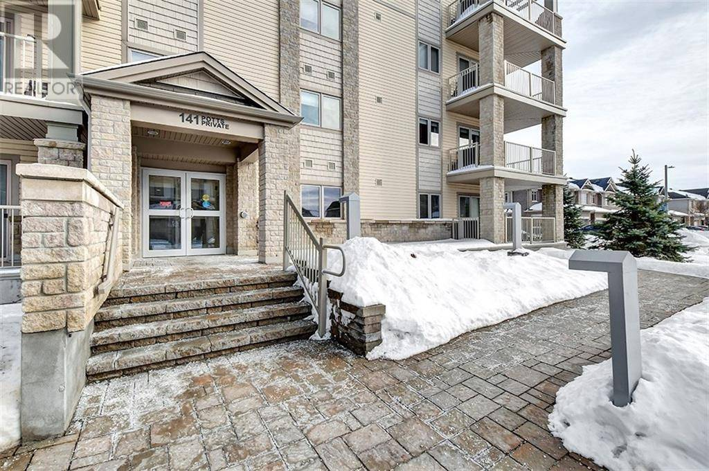 Condo for sale at 141 Potts Pt Unit 108 Orleans Ontario - MLS: 1179927