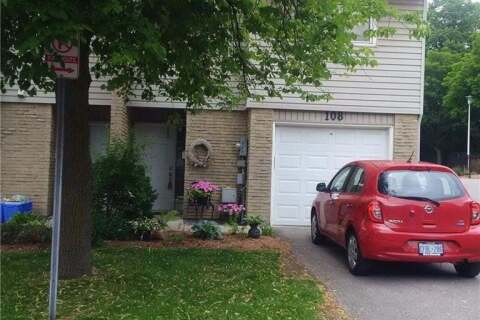 Townhouse for sale at 159 Sandringham Cres Unit 108 London Ontario - MLS: 267895