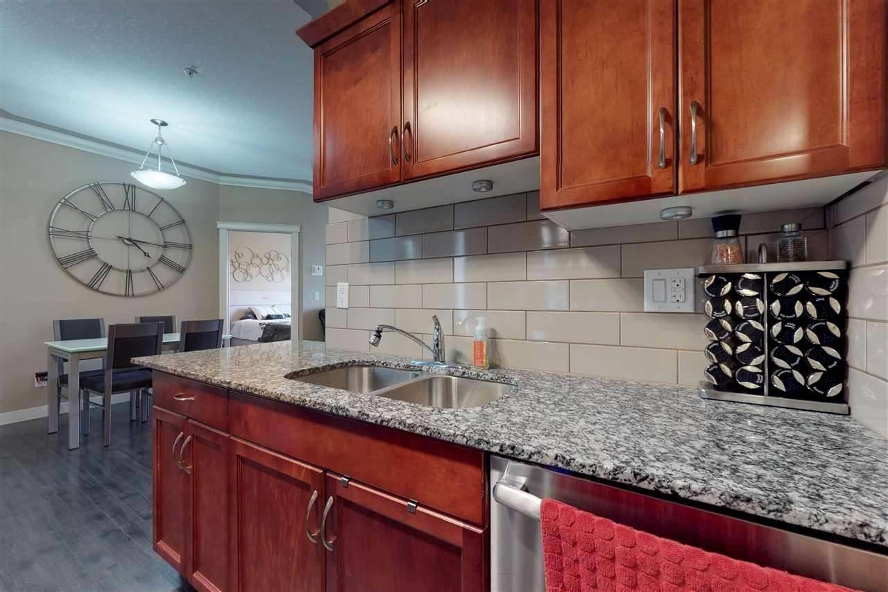 Condo for sale at 16235 51 St Nw Unit 108 Edmonton Alberta - MLS: E4180053