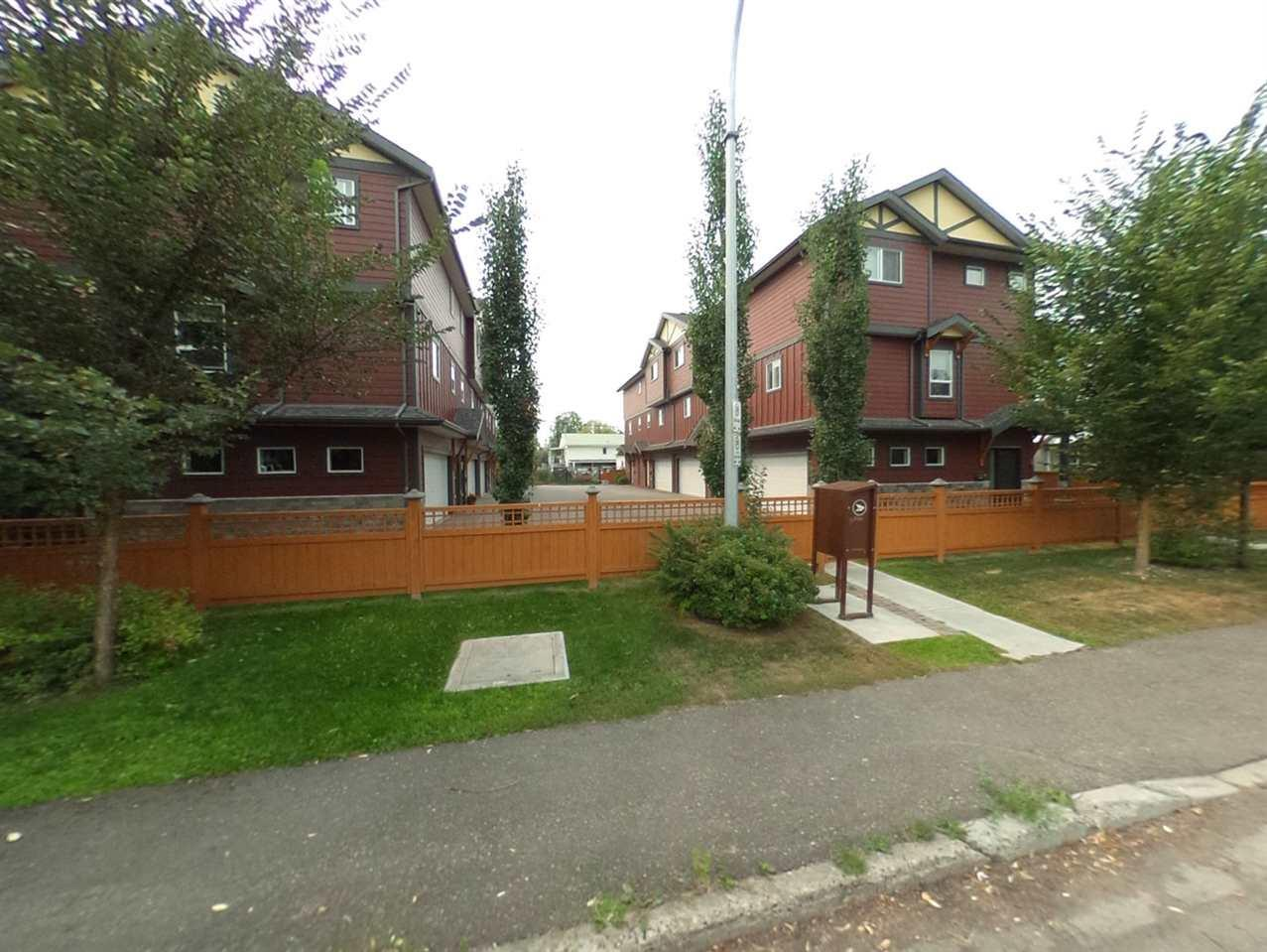 Sold: 108 - 1699 7th Avenue, Prince George, BC