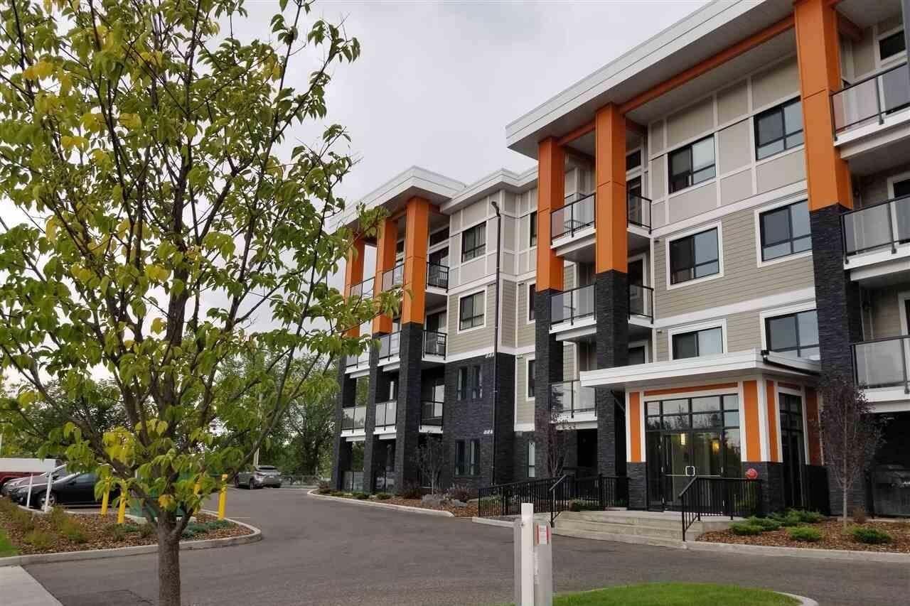 Condo for sale at 17 Columbia Av W Unit 108 Devon Alberta - MLS: E4203927