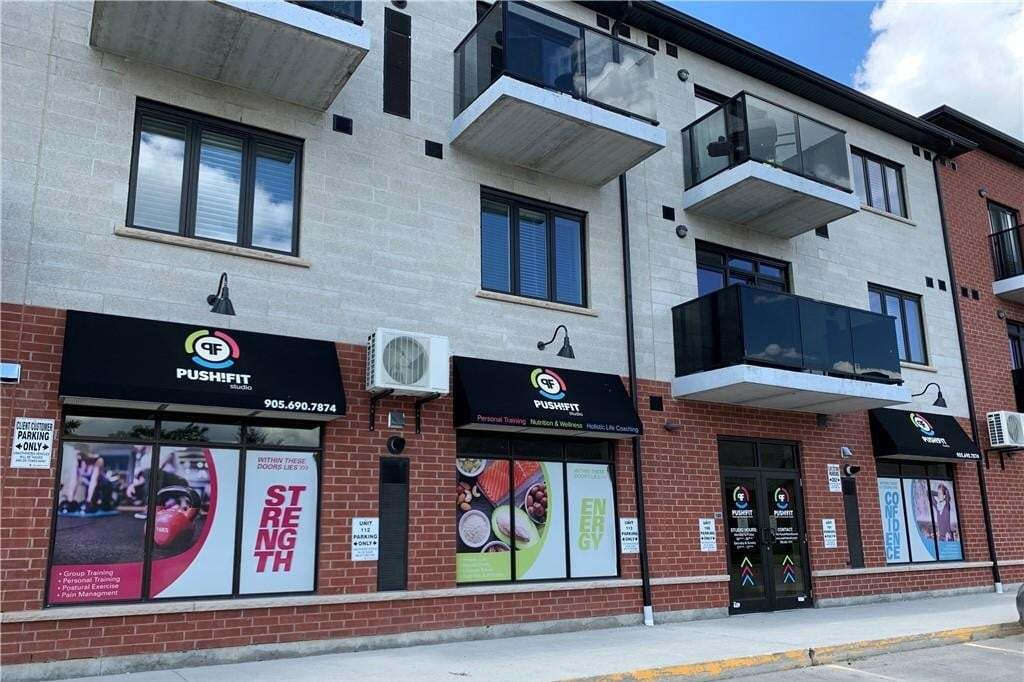 Commercial property for sale at 170 Rockhaven Ln Unit 108 Waterdown Ontario - MLS: H4083312