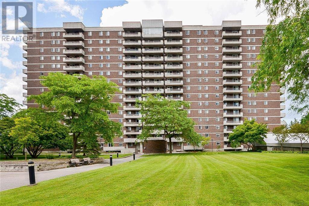 Condo for sale at 1705 Playfair Dr Unit 108 Ottawa Ontario - MLS: 1172708