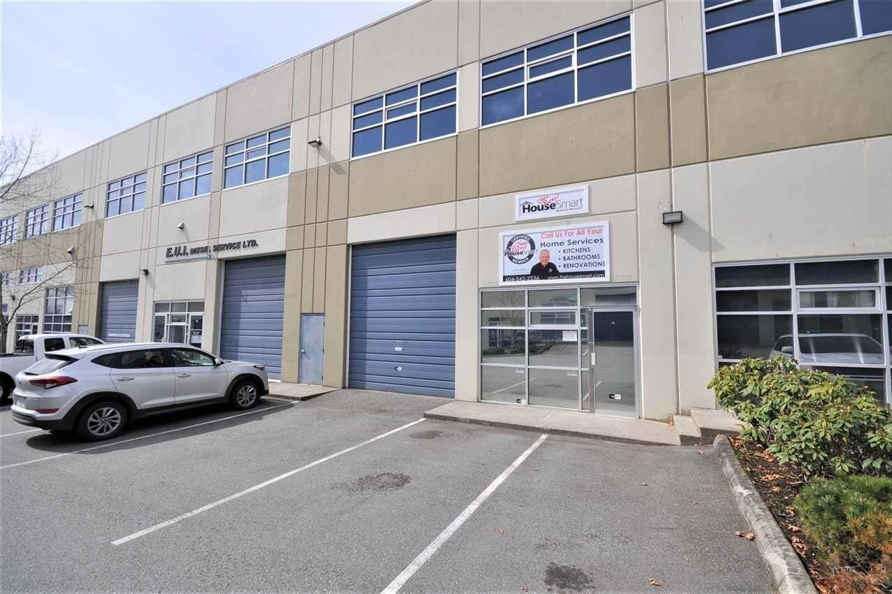 Commercial property for sale at 18515 53 Ave Unit 108 Cloverdale British Columbia - MLS: C8031631