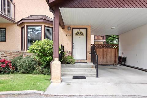 Townhouse for sale at 1855 Leckie Rd Unit 108 Kelowna British Columbia - MLS: 10186871