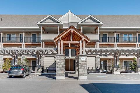 Residential property for sale at 2 Cove Ct Unit 108 Collingwood Ontario - MLS: S4454786