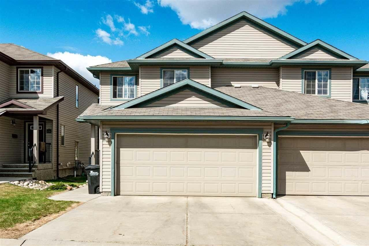 Townhouse for sale at 21 Summerwood Dr Unit 108 Sherwood Park Alberta - MLS: E4196573
