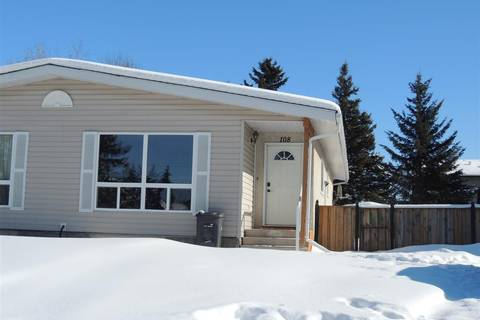 Townhouse for sale at 108 22 St Cold Lake Alberta - MLS: E4144936