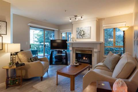 Condo for sale at 22025 48 Ave Unit 108 Langley British Columbia - MLS: R2443277