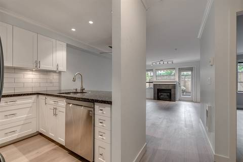 Condo for sale at 2490 2nd Ave W Unit 108 Vancouver British Columbia - MLS: R2372171