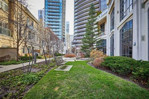 Condo for sale at 3 Mcalpine St Unit 108 Toronto Ontario - MLS: C4651964