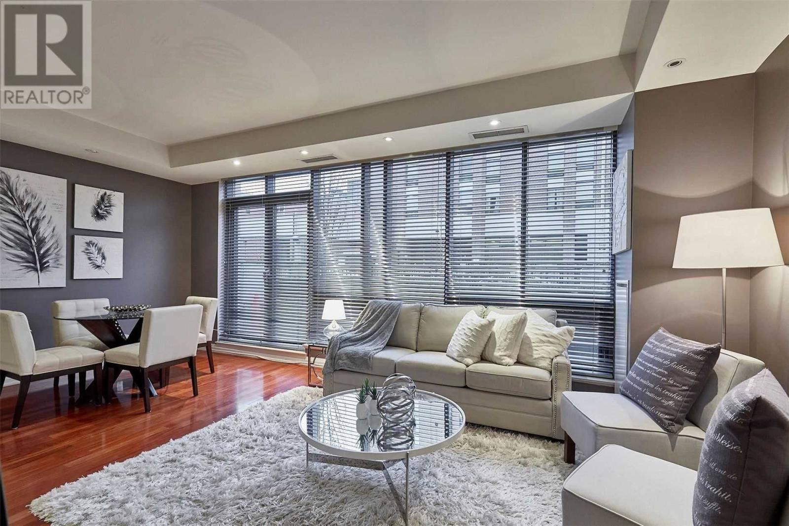 Apartment for rent at 3 Mcalpine St Unit 108 Toronto Ontario - MLS: C4733819