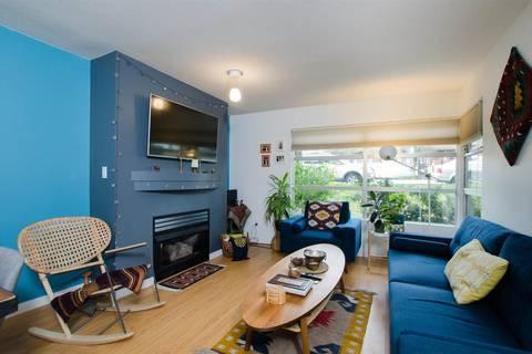 Condo for sale at 3083 4th Ave W Unit 108 Vancouver British Columbia - MLS: R2351592
