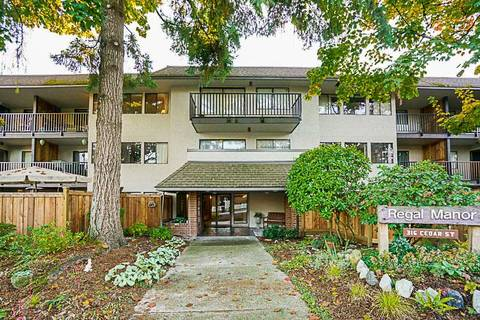 Condo for sale at 316 Cedar St Unit 108 New Westminster British Columbia - MLS: R2418496