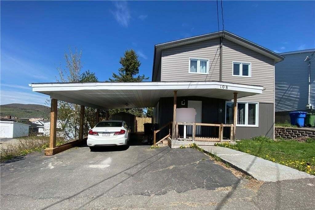 House for sale at 108 35ième Ave Edmundston New Brunswick - MLS: NB040766