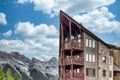 Condo for sale at 379 Spring Creek Dr Unit 108 Canmore Alberta - MLS: C4302564