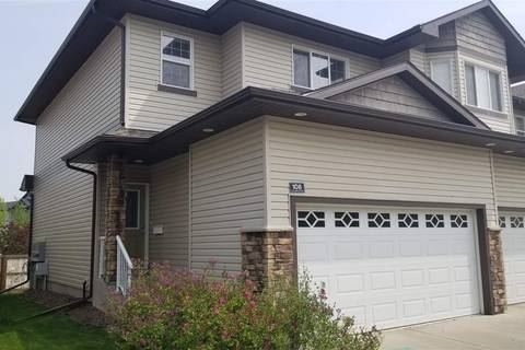 Townhouse for sale at 41 Summerwood Blvd Unit 108 Sherwood Park Alberta - MLS: E4164246